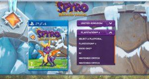 Spyro Reignited Trilogy in uscita anche su PC e Nintendo Switch! 2