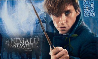 """Animali Fantastici: I Crimini di Grindelwald"" ha un nuovo trailer 11"