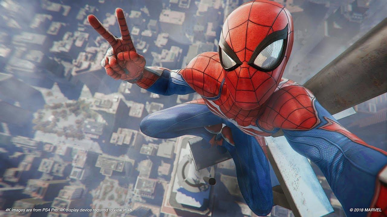 Spider-man di Insomniac entra in fase gold - lo annunciano gli sviluppatori con uno strano tweet 3