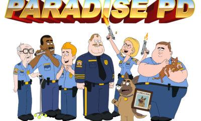 Paradise PD : su Netflix la nuova serie animata dai creatori di Brickleberry 1
