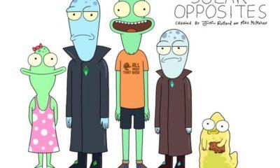 """""""Solar Opposites"""", la nuova serie animata dal Co-creatore di Rick e Morty 8"""