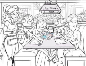 """""""Solar Opposites"""", la nuova serie animata dal Co-creatore di Rick e Morty 3"""