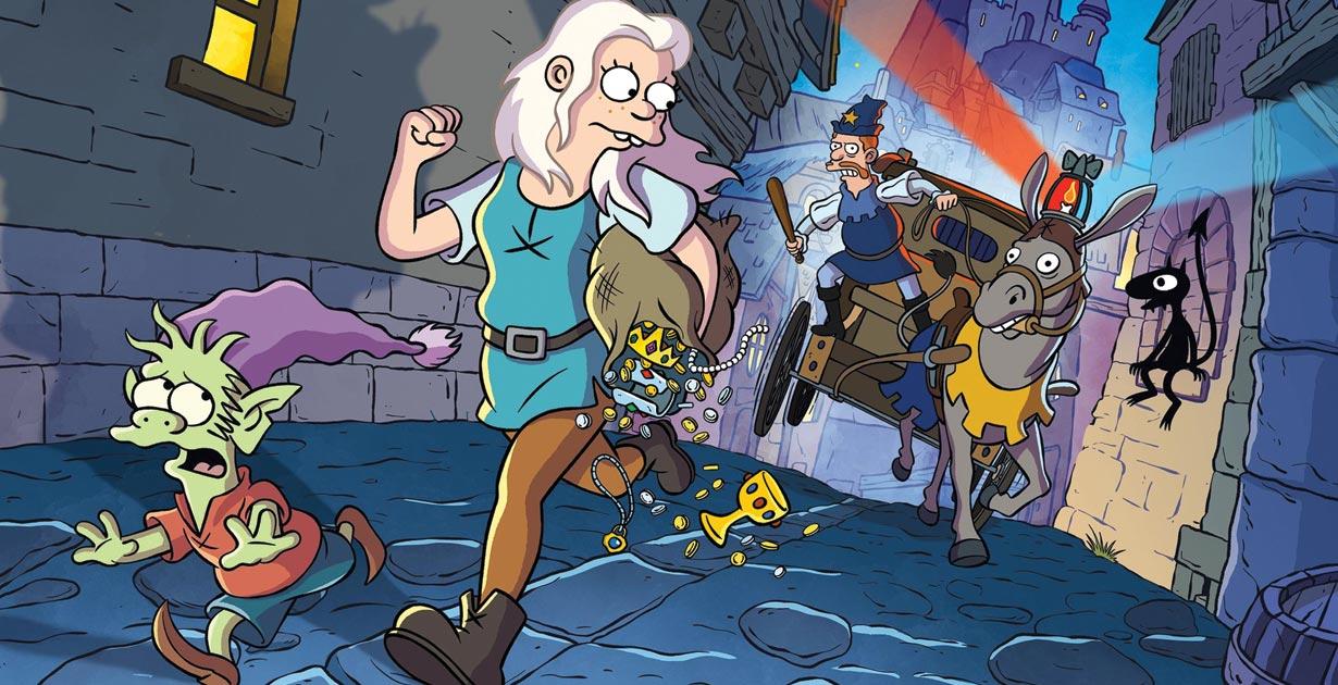 Disenchantment: Matt Groening annuncia una bomba di feels in arrivo? 1