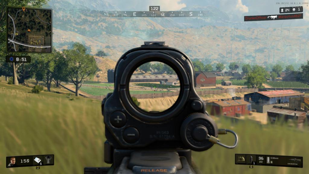 Call of Duty: Black Ops 4 Blackout - Le luci funzionano meglio che mai 4