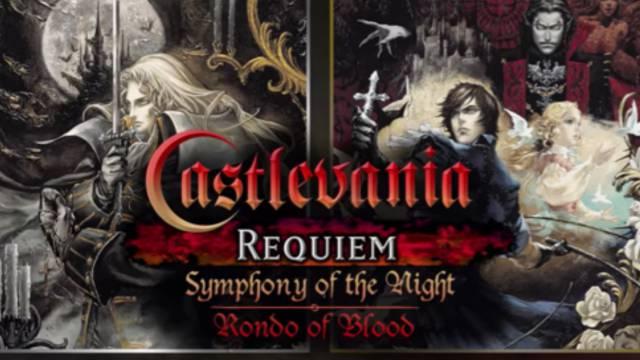 Annunciato Castelvania Requiem 1