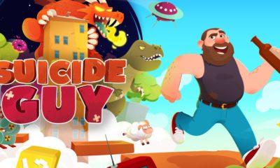 Suicide Guy, la recensione per Nintendo Switch 1