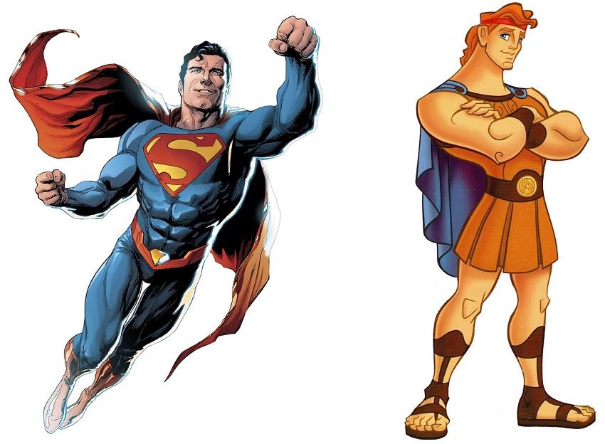 Da Superman a Hercules: L'evoluzione del mito 1