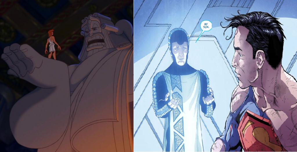 Da Superman a Hercules: L'evoluzione del mito 5