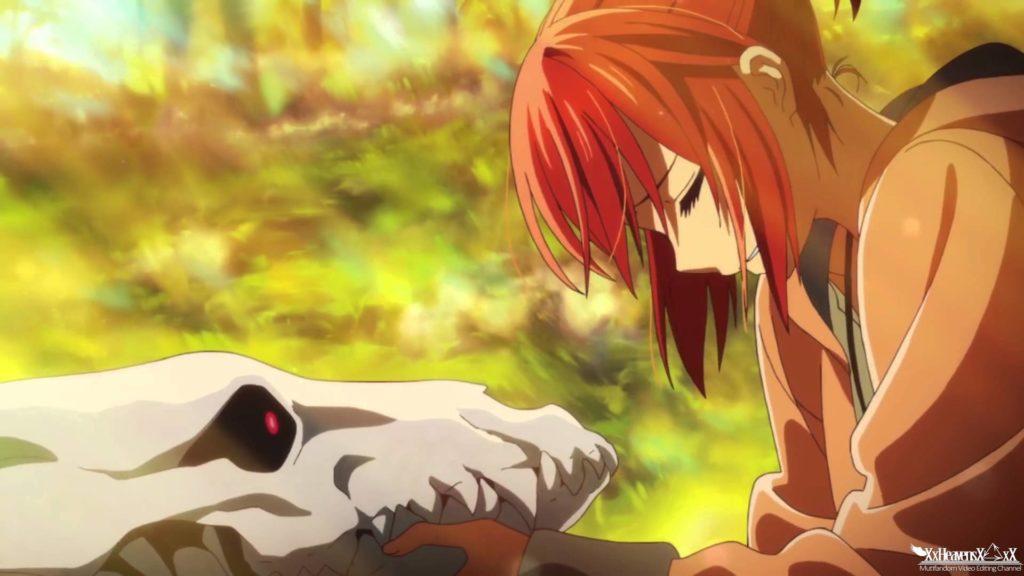 """""""A metà tra Studio Ghibli e Violet Evergarden"""" - Recensione The Ancient Magus' Bride 3"""