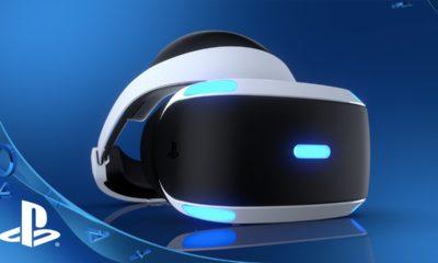 Nuovo PlayStation VR ed addio ai controller? 77
