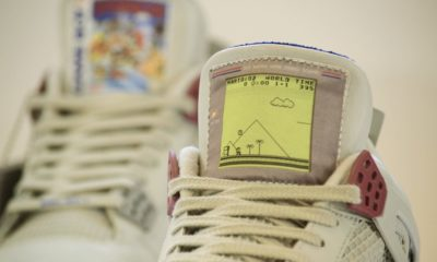 Air Jordan IV in versione Gameboy, per i veri nerd! 19
