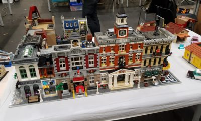 Ecco i LEGO al Torino Xmas Comics & Games 2018 9