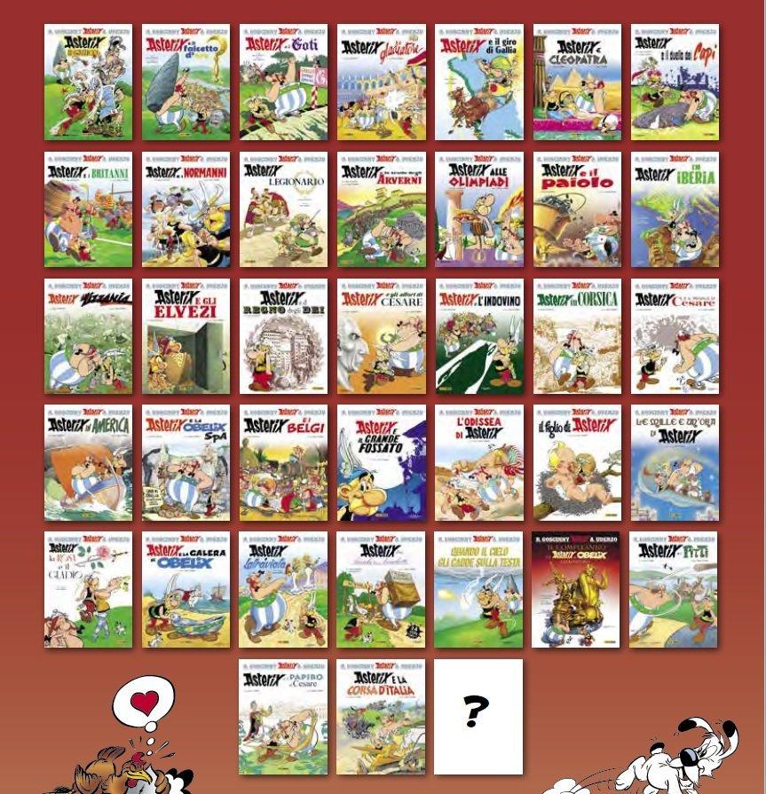 Asterix: il volume per i 60 anni uscirà ad ottobre 2019 9