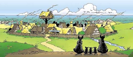 Asterix: il volume per i 60 anni uscirà ad ottobre 2019 8