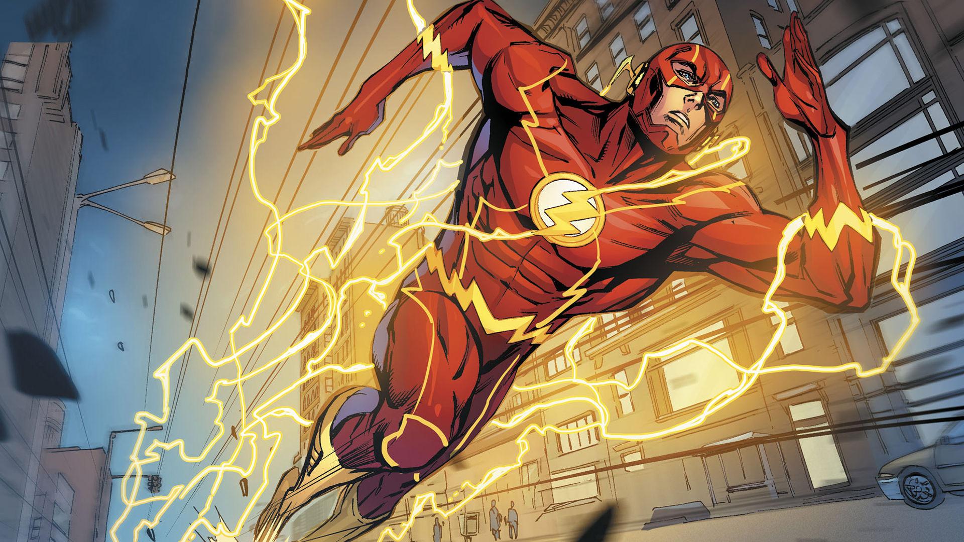 The Flash, guida alla lettura del supereroe piu' veloce 1