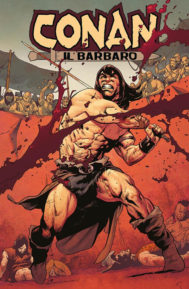 Panini Comics a Cartoomics 2019, tra il grande ritorno di Conan il Barbaro e altre novità 2