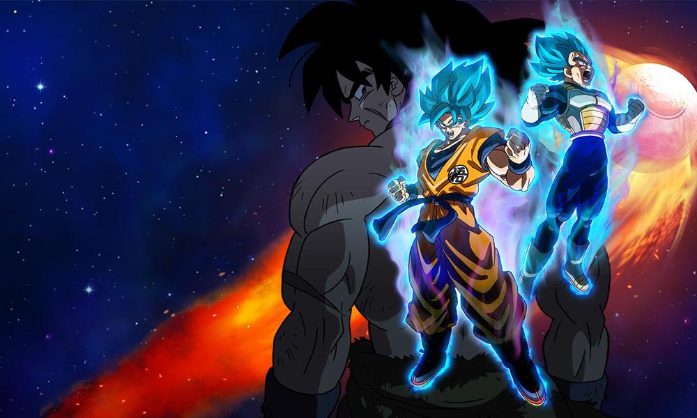 Dragon Ball Super: Broly - Dragon Ball verso il futuro 1