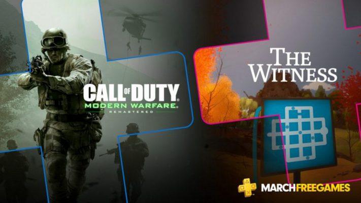 PlayStation Plus Marzo 2019: i titoli di questo mese 1