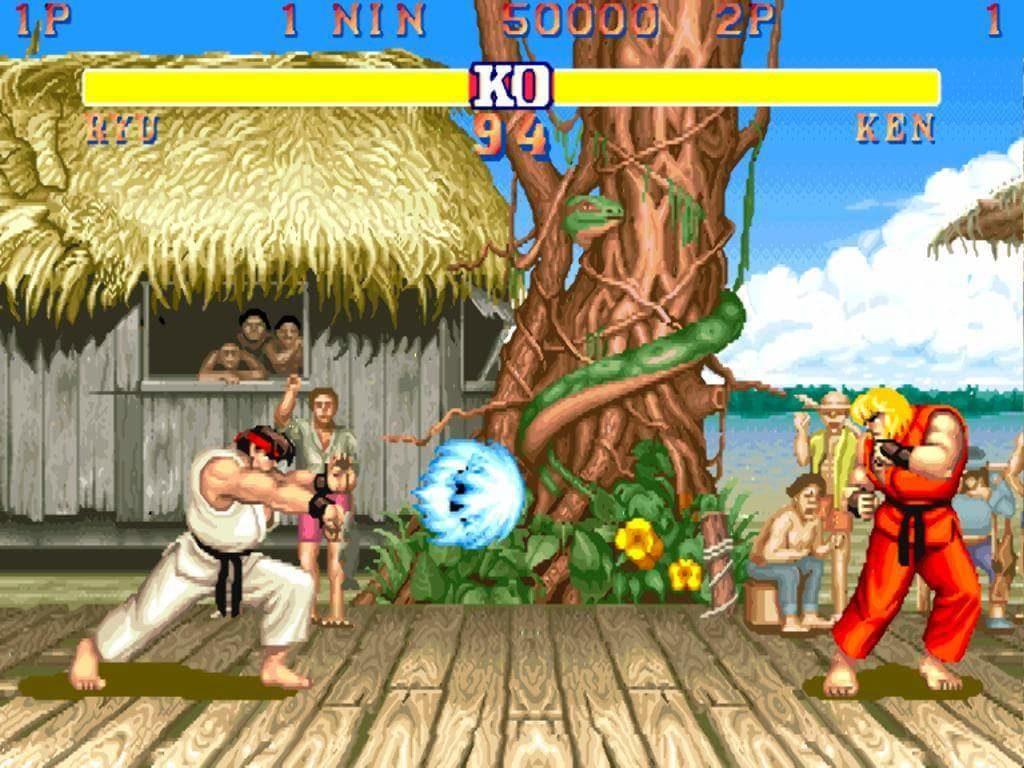 Street Fighter: la storia del padre dei videogiochi picchiaduro 3