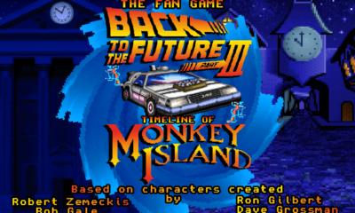 """Ritorno al futuro di Monkey Island: il nerdgasm anni """"80 6"""