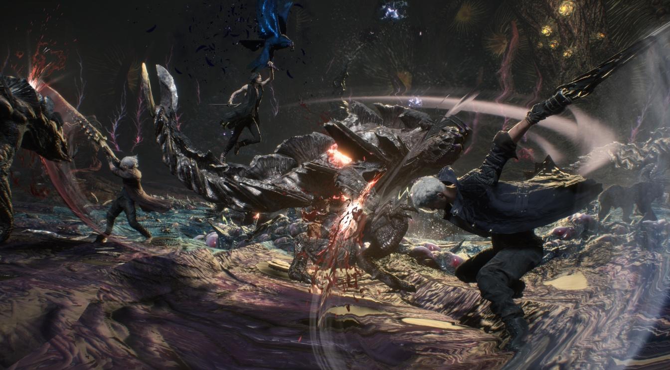 Bloody Palace: il primo aprile arriva il DLC di Devil May Cry 5 1