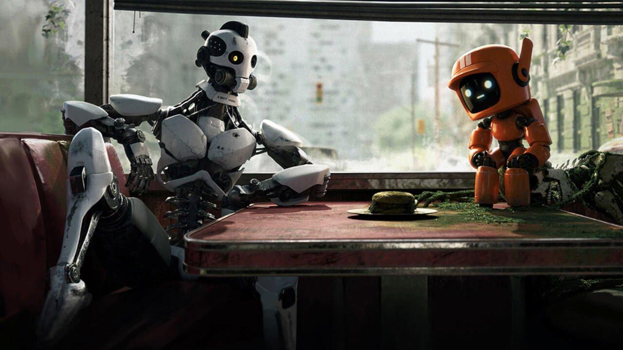L,D&R - Tre Robot: Tanto humor, ma poco black 2