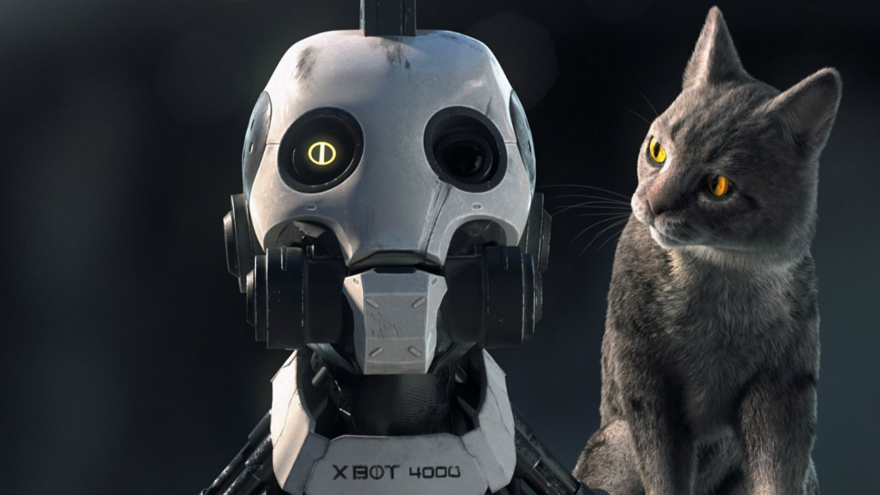 L,D&R - Tre Robot: Tanto humor, ma poco black 3