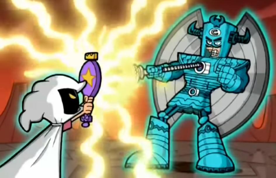 10 grandi combattimenti nelle serie animate occidentali 4