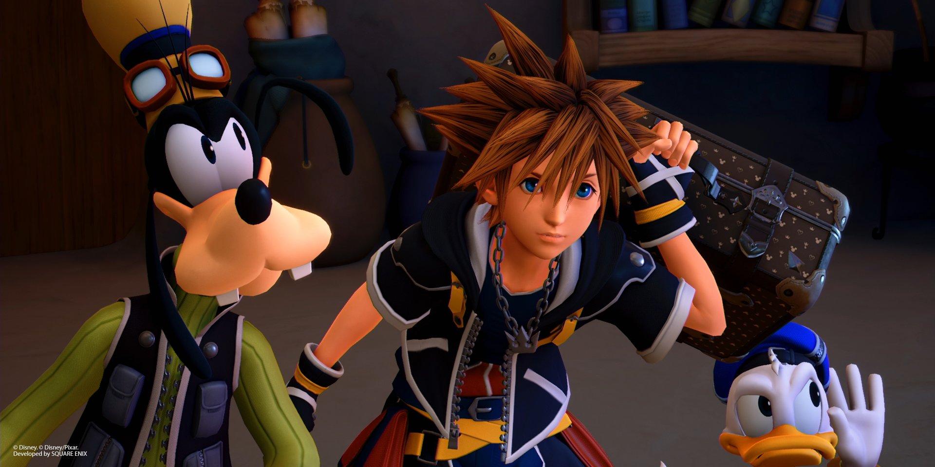 Kingdom Hearts III: annunciato il primo DLC al World Of Tres Orchestra 1