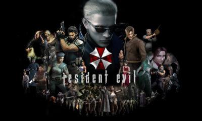 Resident Evil, dalla villa di Raccoon City alla missione in Cina 4