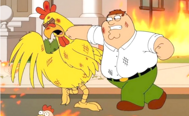 10 grandi combattimenti nelle serie animate occidentali 1