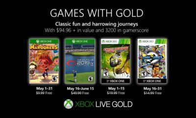 Games with Gold Maggio 2019: ecco i giochi di questo mese 17
