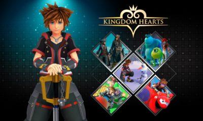 Kingdom Hearts III: la modalità Critica viene rilasciata il 23 aprile 3