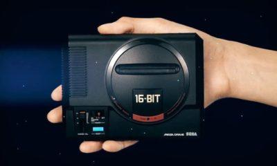 Si aggiungono altri 10 giochi al Sega Mega Drive Mini 21