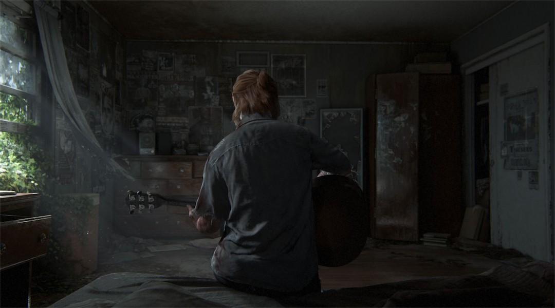 The Last of Us Parte 2: lacrime sul set per Joel ed Ellie 1