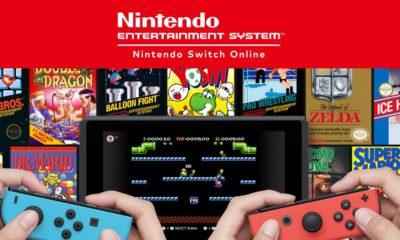Nintendo Switch Online: ecco i nuovi giochi NES di Maggio 2019 1