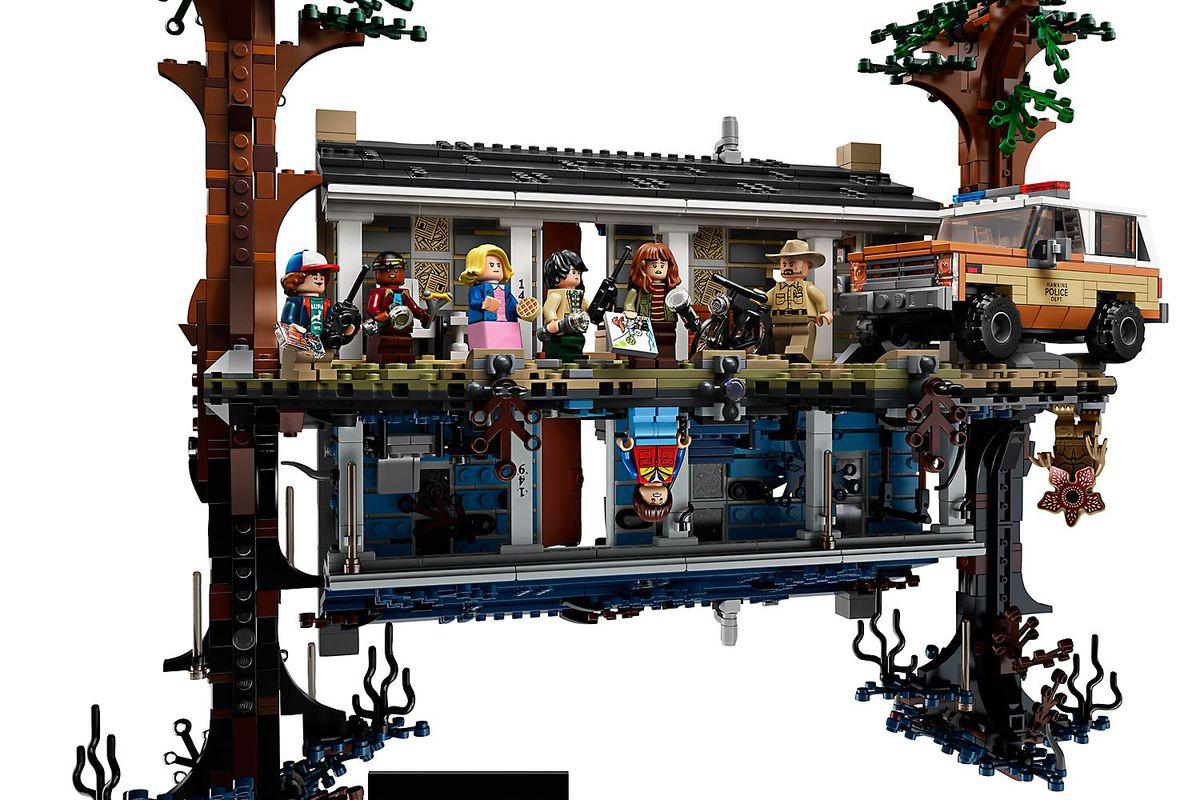 Da Harry Potter a Stranger Things: ecco le novità LEGO per l'estate 1