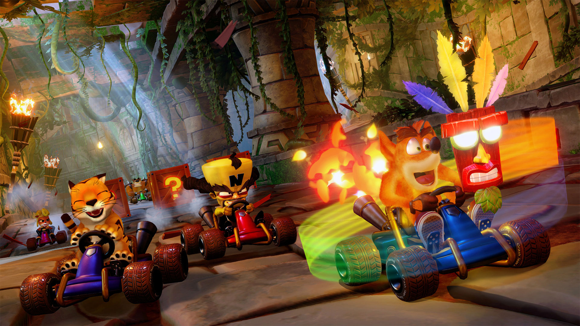 Crash Team Racing Nitro Fueled Recensione: (ri)accendiamo i motori! 3