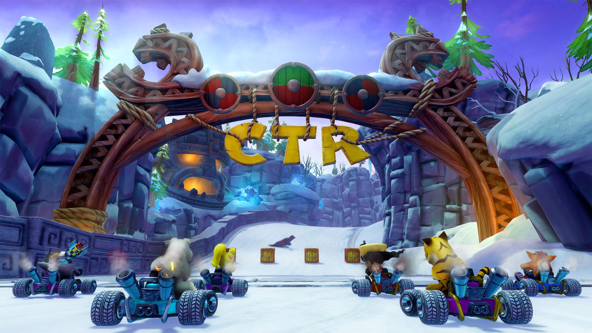 Crash Team Racing Nitro Fueled Recensione: (ri)accendiamo i motori! 4