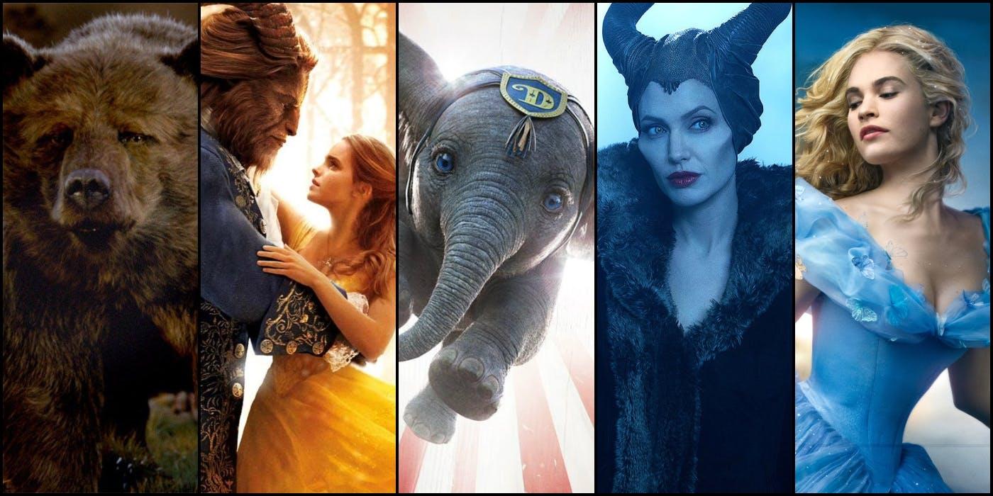 Disney e live action: moda passeggera o scelta vincente? 1