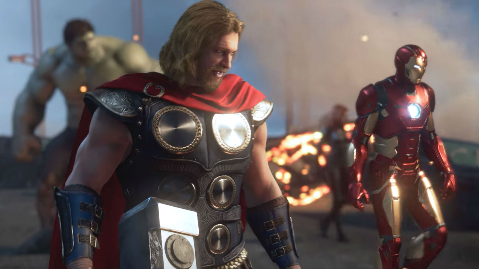 Marvel's Avengers: spunta online il gameplay del San Diego Comic-Con 1