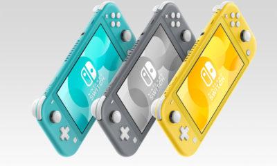 Nintendo Switch Lite: caratteristiche, prezzo e data d'uscita 9