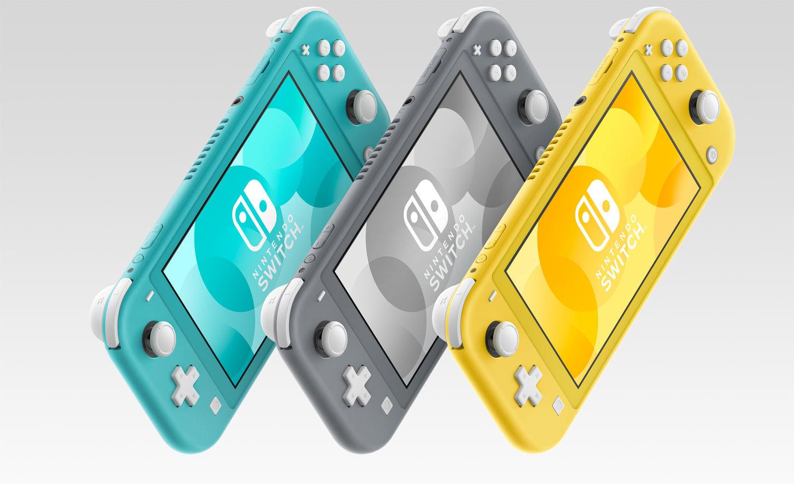 Nintendo Switch Lite: caratteristiche, prezzo e data d'uscita 1