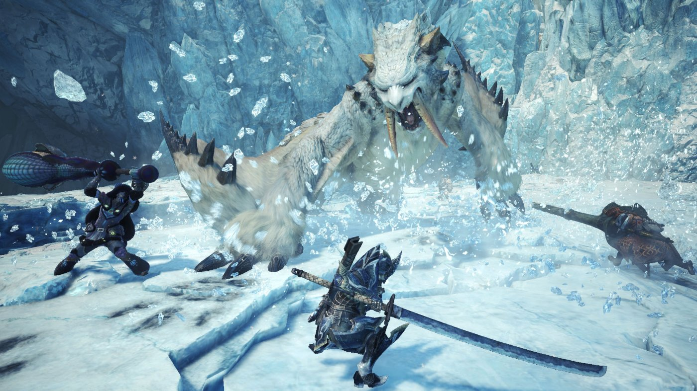 Monster Hunter World Iceborne: svelata la data di uscita su PC 1