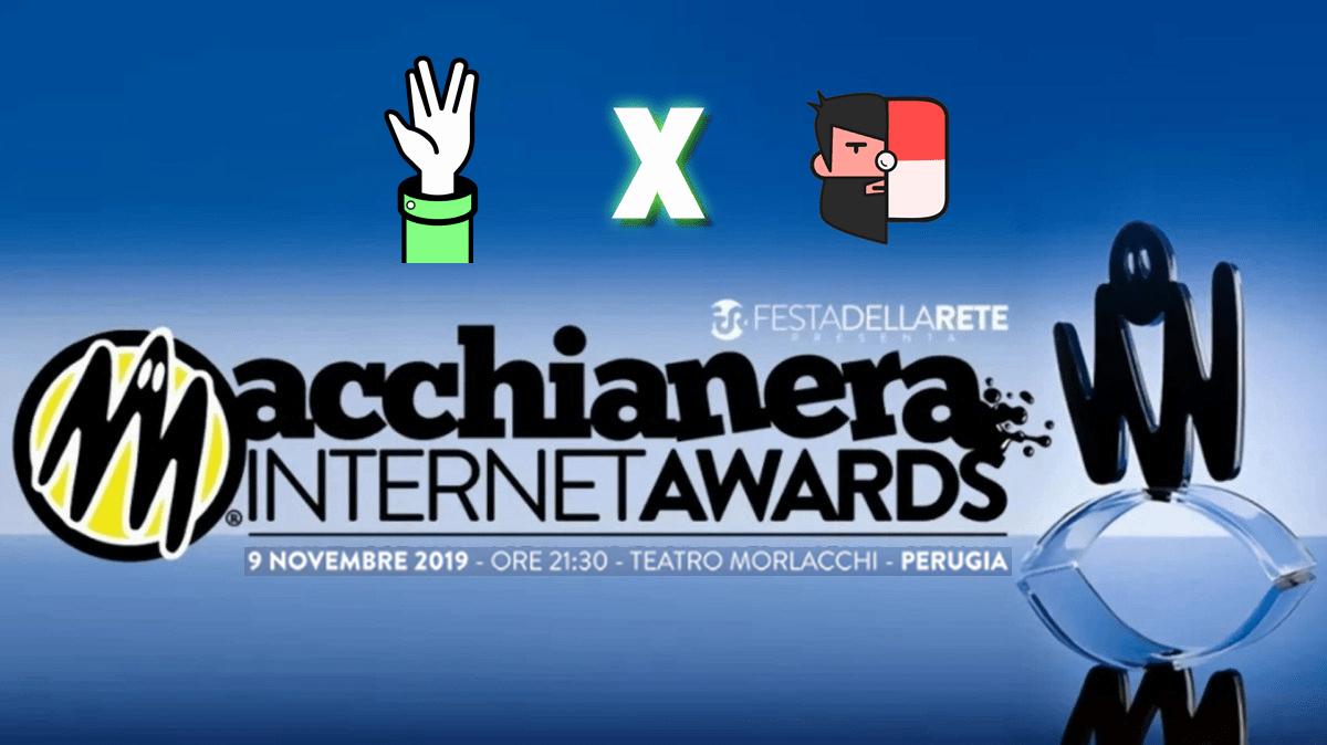 Vota SpaceNerd e Pokéuomo ai Macchianera Awards! 1