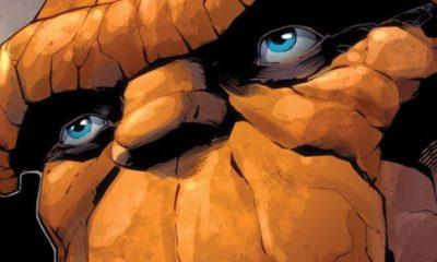 Ben Grimm: l'adorabile Cosa dagli occhi blu 9