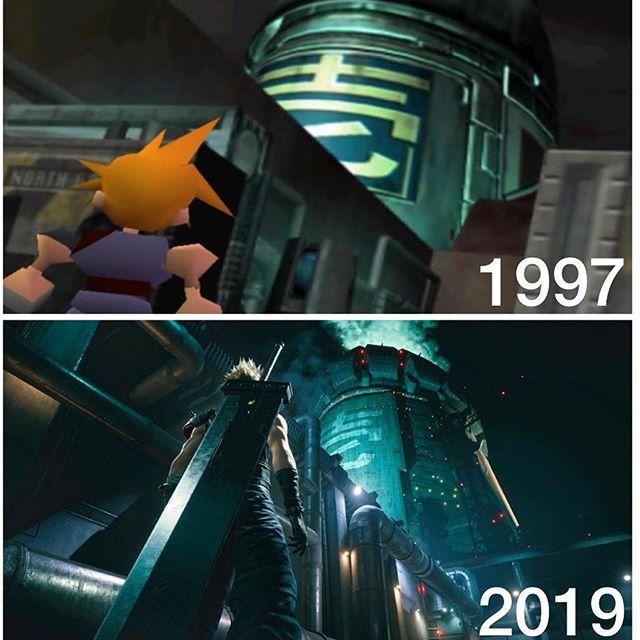 Final Fantasy VII Remake: abbiamo provato la demo E3 1