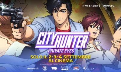 """City Hunter: Private Eyes"", la recensione 11"