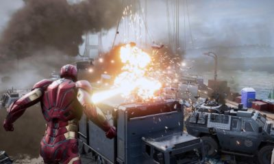 Marvel's Avengers: il nostro provato alla Milan Games Week 2019 16