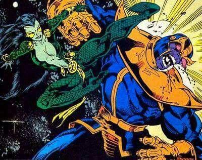 Gamora: la donna più letale della Galassia 4